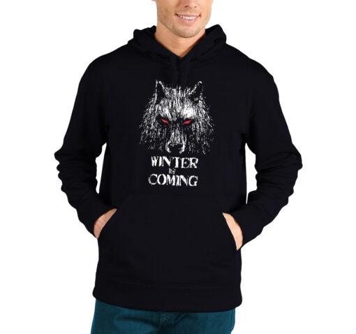 winter is coming hoodie game of thrones