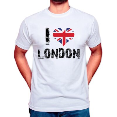 I Love London T-Shirt