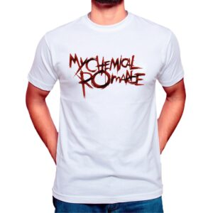 My Chemical Romance T-Shirt Haunted