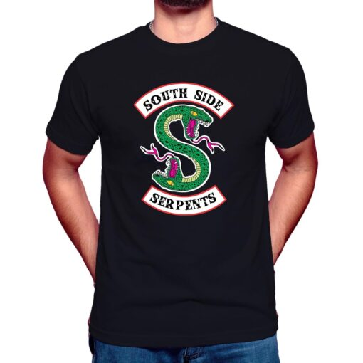 riverdale south side serpents jughead tshirt cole sprouse