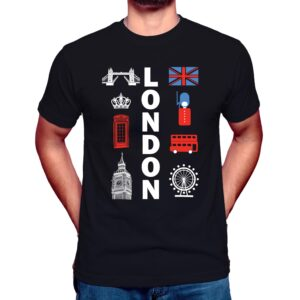 London Souvenirs T-Shirt