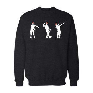 Flossnite Dance Christmas Sweatshirt