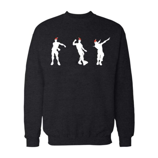 Flossnite Dance Christmas Sweatshirt