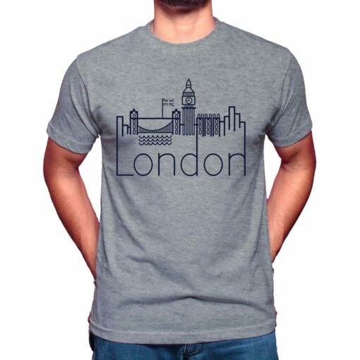 london city lines t shirt