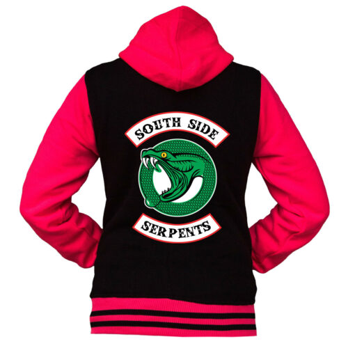 Riverdale Southside Serpents Fluorescent Hoodie