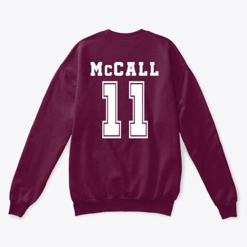 beacon hills lacrosse mccall 11 sweatshirt