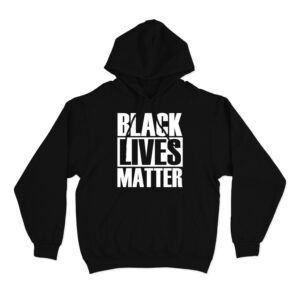 black lives matter hoodie racial equality
