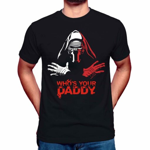Darth Vader Who's Your Daddy