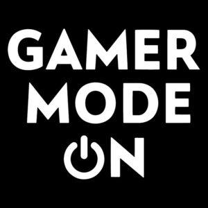 gamer mode on
