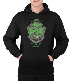 Harry Potter Slytherin Hoodie UK