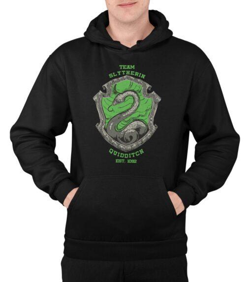 Harry Potter Slytherin Hoodie UK